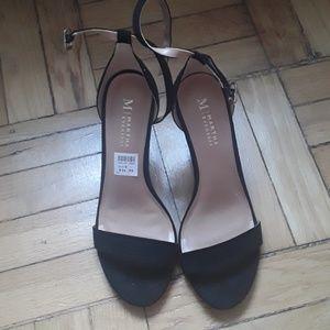 Sexy open toe heels. NWT